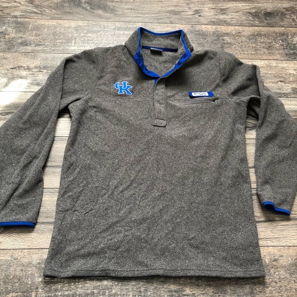 Columbia Other - Columbia PFG Kentucky pullover